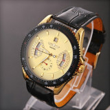 Ceas Winner Tachymetre MILITAR ARMY EXCLUSIVE FULL AUTOMATIC 4 CULORI| CALITATE