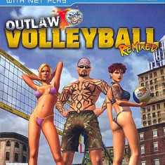 Jocuri PS2 Altele, Sporturi, 16+, Multiplayer - Outlaw Volleyball: Remixed - Joc ORIGINAL - PS2