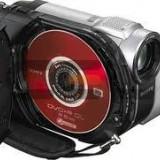 Camera video sony dcr dvd 115 E, CCD, Peste 40x, 2 - 3