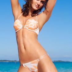 Costum de baie Victoria's Secret - BOMBSHELL SWIM Collection - marime top 75C si slip S; victoria victorias, Doua piese, Bikini