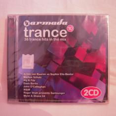 Vand dublu-cd Armada Trance vol 10, original, sigilat - Muzica House roton