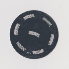 Unghii modele - Matrita metalica pt modele unghii, pt stampila, disc matrita metal, model B119