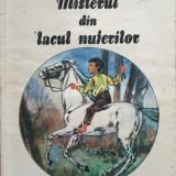 Carte de povesti - MISTERUL DIN LACUL NUFERILOR - Doina Cetea