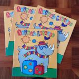 Carte de colorat Animale poznase 16 pagini