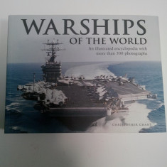 Istorie - WARSHIPS OF THE WORLD - AN ILLUSTRATED ENCYCLOPEDIA (enciclopedie nave de razboi)