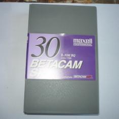 CASETA BETACAM-BETAMAX Maxell, Altul