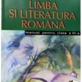Limba si Literatura Romana - manual pentru clasa a 3-a - Manual Clasa a IX-a