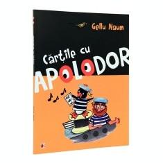 Cartile cu Apolodor - Carte Editie princeps