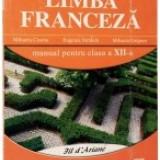 Manual Clasa a IX-a - Limba franceza. Manual pentru clasa a XII-a