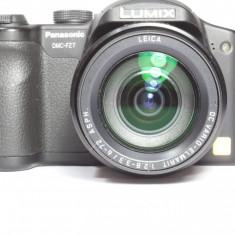 Camera Panasonic Lumix DMC-FZ7 - Aparat Foto compact Panasonic, Compact, 8 Mpx, 12x, 2.4 inch