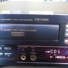 CD Recorder & Cd Changer Pioneer PDR- W839 - CD player