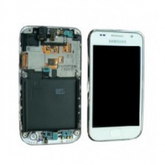 Display LCD - Display Samsung Galaxy S1 GT-I9000 Alb