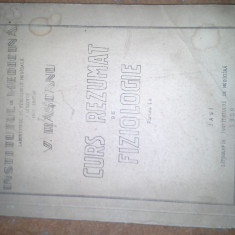 NOTIUNI DE ANATOMIE VISCERE 1955, 514 PAG/CATEDRA ANATOMIE - Curs Medicina