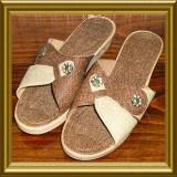 Papuci dama - Papuc dama din plastic Gezer foarte frumos si comod masura 38