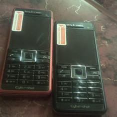Telefon mobil Sony Ericsson, Negru, Nu se aplica, Neblocat, Fara procesor, Nu se aplica - SONY ERICSSON C902 / Neverlocked / Impecabil