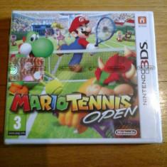 Jocuri Nintendo 3DS, Sporturi, 3+, Single player - JOC NINTENDO 3DS MARIO TENNIS OPEN SIGILAT ORIGINAL / STOC REAL in Bucuresti / by DARK WADDER