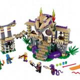 LEGO® Ninjago™ Intrarea In Templul serpilor - 70749