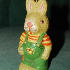 Lumanare iepure / iepuras, decor de Pasti / Paste, 14 cm, vechi, vintage - Lumanare parfumata