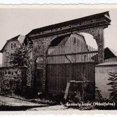 SATU MARE DIN HARGHITA, POARTA SECUIASCA, MAREFALVA, SZEKELY KAPU - Carte Postala Transilvania 1904-1918, Necirculata, Fotografie
