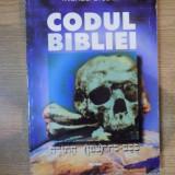 CODUL BIBLIEI de MICHAEL DROSNIN , 1999