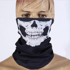 Cagula masca bandana COD Skull motor Halloween ski snowboard paintball +CADOU! - Echipament paintball