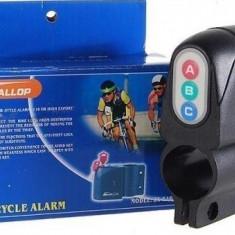 Alarma antifurt pentru bicicleta, Antifurt bicicleta
