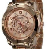 Ceas Unisex Rose-Gold