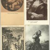 Pictura - lot carti postale vechi