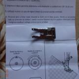 Picior de asamblare pentru masina de cusut