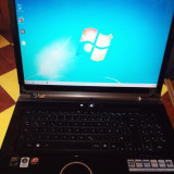 Packard Bell Dual Core, 1, 9ghz, 4GB ram, 400gb HDD.512mb video dedicat, 17, 3 inch - Laptop Packard Bell, Peste 17 inch, AMD Athlon II, 1501- 2000Mhz, 160 GB