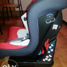 Scaun Auto Chicco Eletta - Scaun auto bebelusi grupa 0+ (0-13 kg) Chicco, Rosu