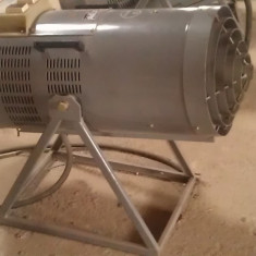 TUN ELECTRIC DE CALDURA 15kW - Aeroterma, Numar trepte caldura: 3