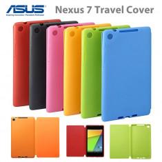 Husa Originala Asus Google Nexus 7 Travel Cover (for 2013 Model) *ROZ* - Husa Tableta Asus, 7 inch