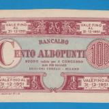 Italia 100 lire 1951 2