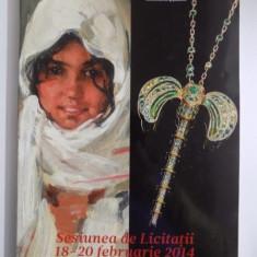 Carte Istoria artei - ARTMARK, SESIUNEA DE LICITATII 18-20 FEBRUARIE 2014