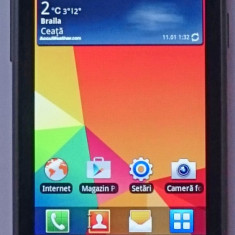 Samsung Galaxy Xcover IP67 antipraf subacvatic Full - Telefon mobil Samsung Galaxy Xcover, Gri, Orange