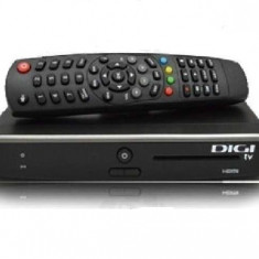 Receiver digi SATELIT, Receptor/Decodor/ DIGI HD - MODEL NOU ACTIVAT
