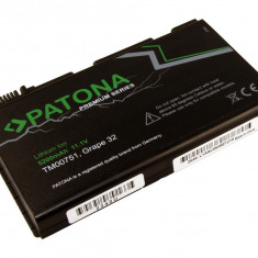 Baterie laptop PATONA, 5200 mAh - 1 PATONA Premium | Acumulator pt Acer 5520-401G12 5520-7A2G1 5320 5520 Grape 32