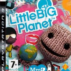 Jocuri PS3 Sony, Actiune, 3+, Multiplayer - LittleBigPlanet (Little Big Planet) - Joc ORIGINAL - PS3
