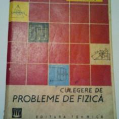 CULEGERE DE PROBLEME DE FIZICA - C. BUZATU ( 240 ) - Culegere Fizica