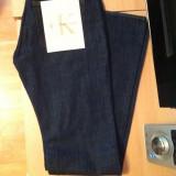 Blugi barbati Calvin Klein, Lungi, Drepti, Normal - Blugi Calvin Klein