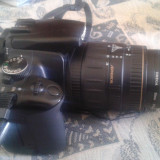 DSLR Canon, Kit (cu obiectiv), 10 Mpx - Canon 400D / Rebel Xti