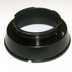 Adaptor montura Canon filet interior 43mm - Adaptor aparat foto
