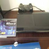 Play Station 3 Slim 500GB/GO + GTA 5 SI GRAN TURISMO 6