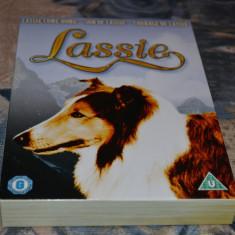 Film - Colectia de filme Lassie - 3 Discuri DVD - Release UK Original - Film Colectie warner bros. pictures, Engleza