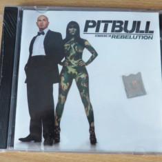 Pitbull - Starring in Rebelution (CD) - Muzica Hip Hop sony music
