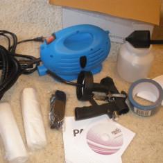 Masina de Tocat Carne - Paint Zoom - Aparat profesional pentru vopsit si zugravit
