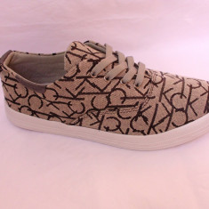 Tenesi Tenisi Calvin Klein Ck - Tenisi barbati, Textil