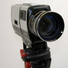 Aparat Filmat - Camera filmat Porst reflex ZR448