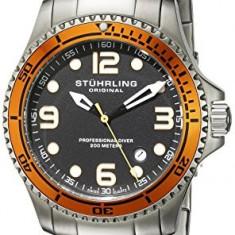 Stuhrling Original Men's 593 332I11 | 100% original, import SUA, 10 zile lucratoare a12107 - Ceas barbatesc Stuhrling, Quartz